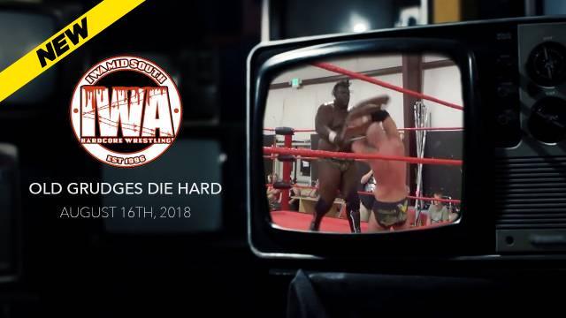IWA Mid-South Old Grudges Die Hard