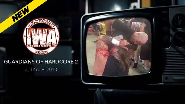 IWA Mid-South Guardians Of Hardcore 2