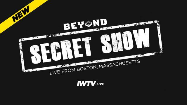 Secret Show Boston