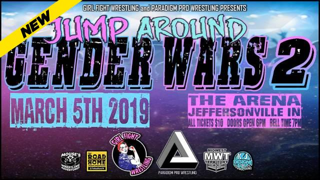 Paradigm Pro Wrestling Gender Wars 2
