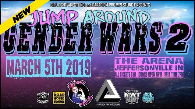 Paradigm Pro Wrestling Gender Wars 2