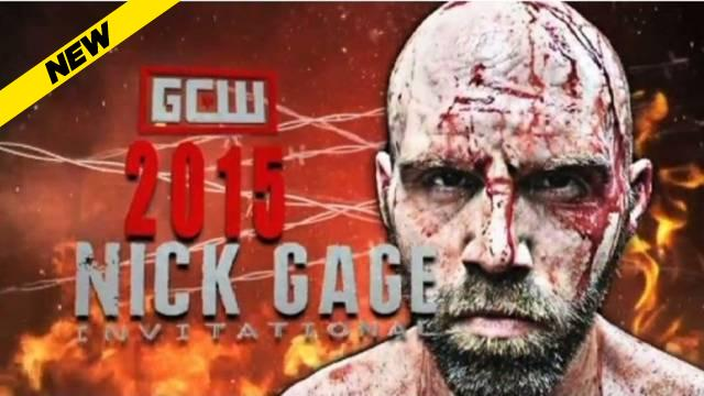 GCW - Nick Gage Invitational