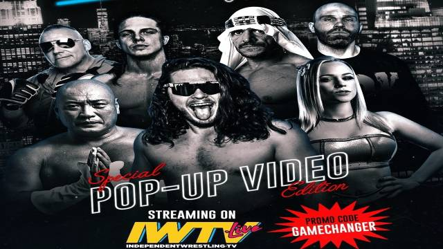 GCW - Joey Janela's Lost In New York, Pop-Up Edition
