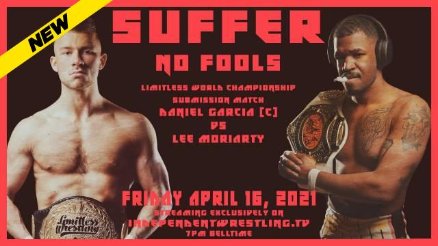Limitless Wrestling - Suffer No Fools