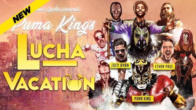 Puma King's LUCHA VACATION