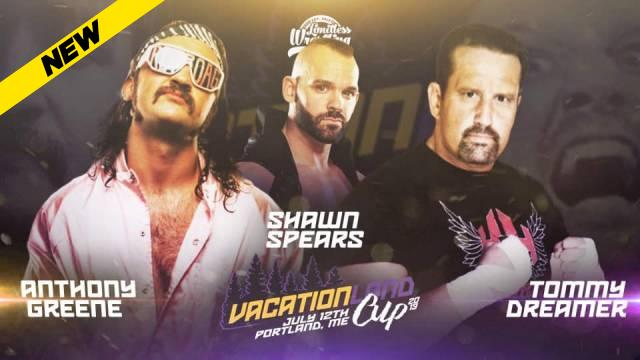 Limitless Wrestling - Vacationland Cup 2019