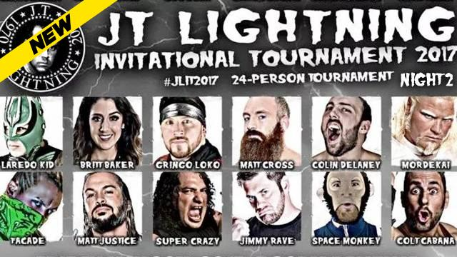 AIW The JT Lightning Invitational Tournament 2017 Night Two