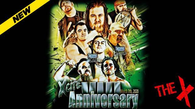 Xcite Wrestling - 8th Anniversary Show