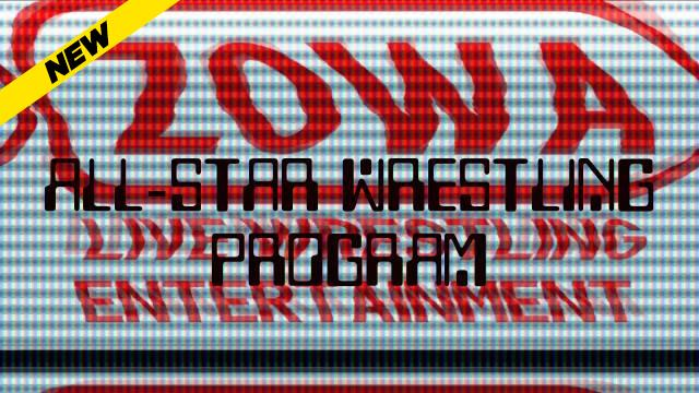 ZOWA - All-Star Wrestling Program Episode 16