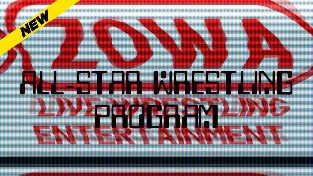 ZOWA - All-Star Wrestling Program Episode 16