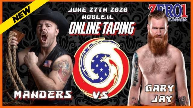 Zero1 USA - June 27, 2020 Online Taping
