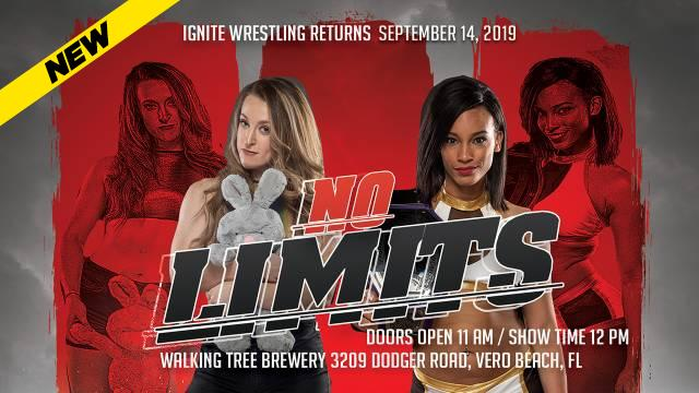 IGNITE Wrestling - No Limits, Episode Two