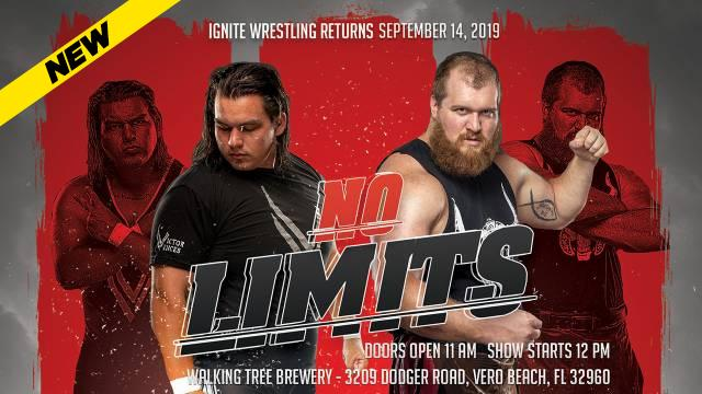 IGNITE Wrestling - No Limits, Episode One