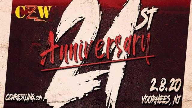 CZW 21st Anniversary