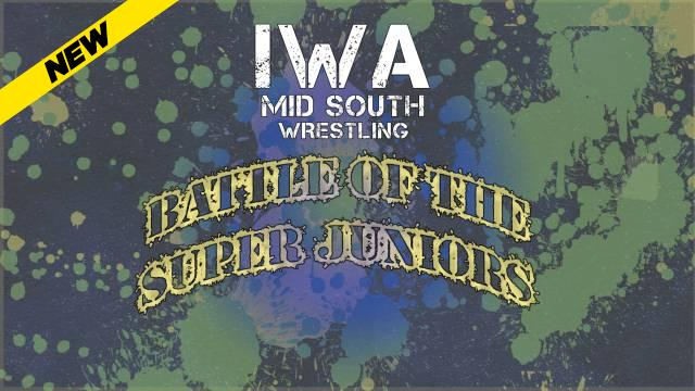 IWA Mid-South Battle Of The Super Juniors 2020