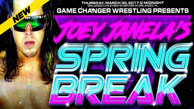 Joey Janela's Spring Break