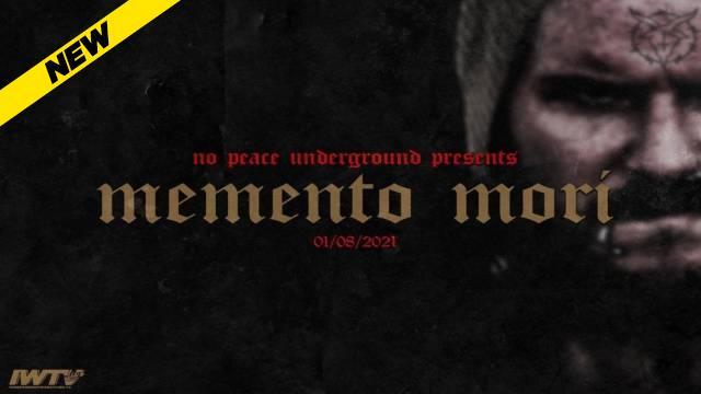 No Peace Underground - Memento Mori