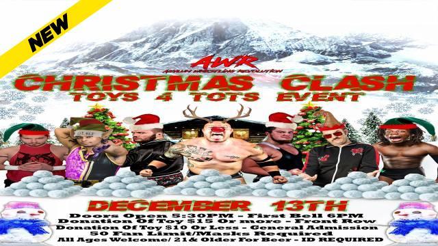 AWR - Christmas Chaos