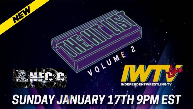 Wrestlers Lab - The Hit List Volume 2