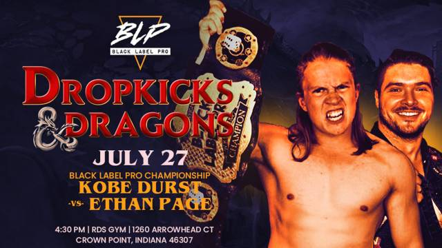 Dropkicks and Dragons