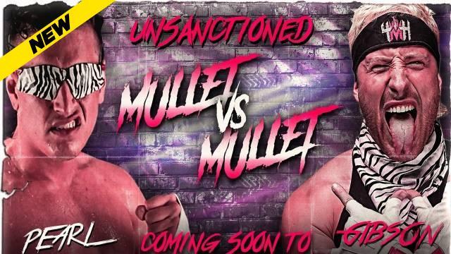 DOA - Eddie Pearl vs Ricky Gibson, Mullet vs Mullet
