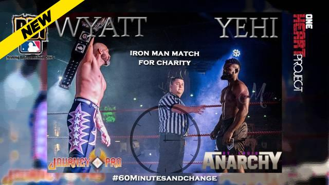 Jeremy Wyatt vs Fred Yehi - Iron Man Match