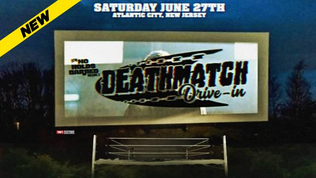 ICW No Holds Barred Volume 2 - Deathmatch Drive-In