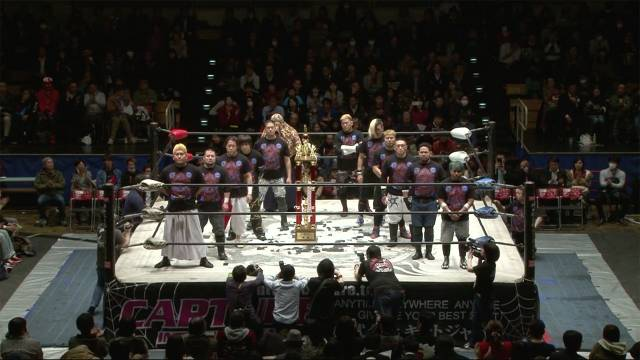 Big Japan - Death Match Survivor 2019 Night 1
