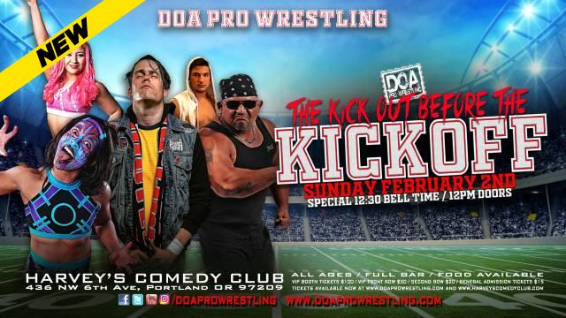 DOA - Kickout Before Kickoff