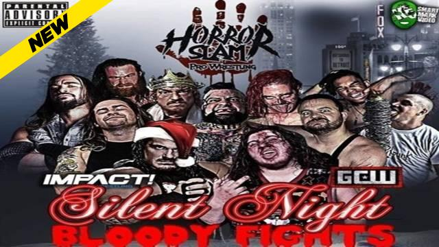 Horror Slam - Silent Night, Bloody Fights