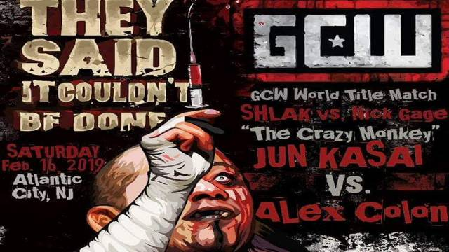 GCW - They Said It Couldn't Be Done