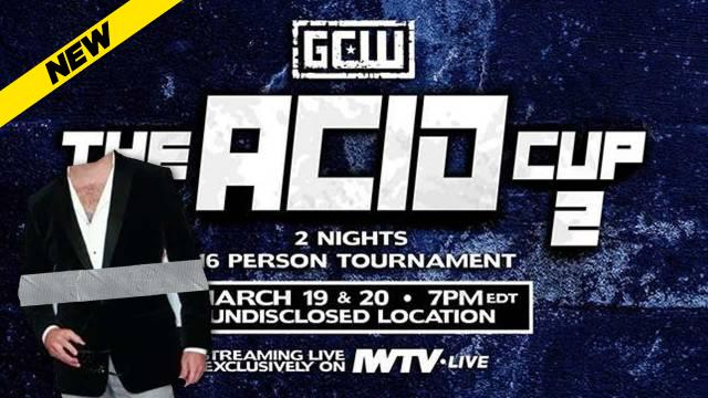The Acid Cup 2 - Night Two