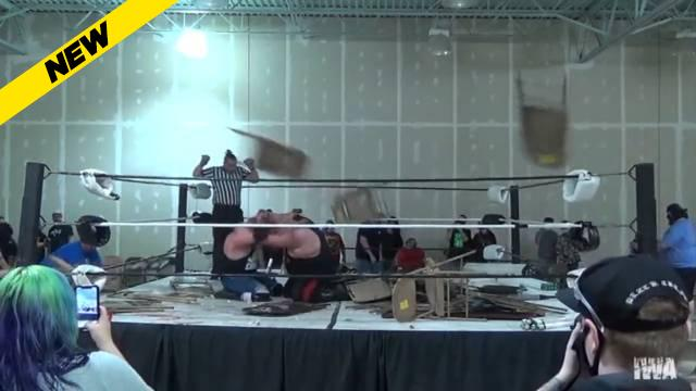 IWA Mid-South - 24th Anniversary Show: In The Beginning