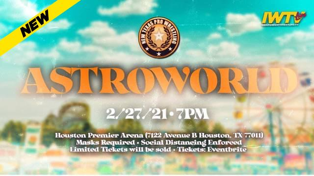 New Texas Pro - Astroworld