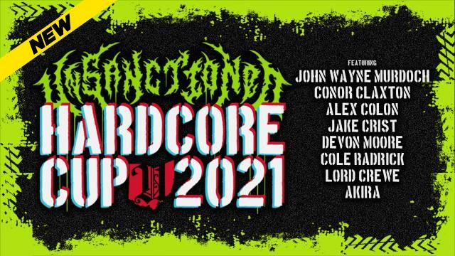 Unsanctioned Pro - Hardcore Cup 2021