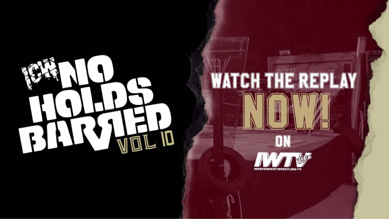 ICW No Holds Barred Volume 10