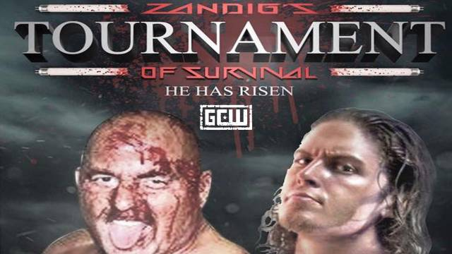 GCW - Zandig's Tournament Of Survival