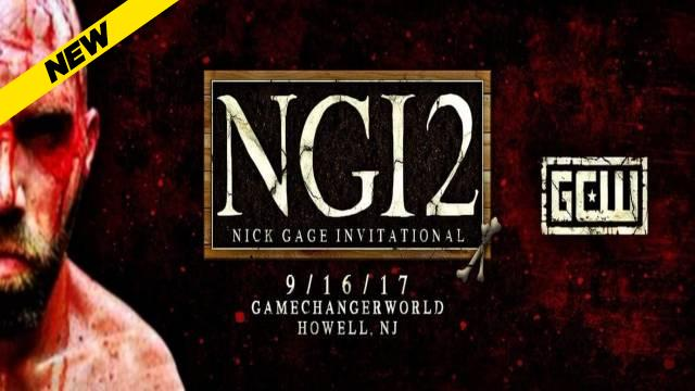 GCW - Nick Gage Invitational 2