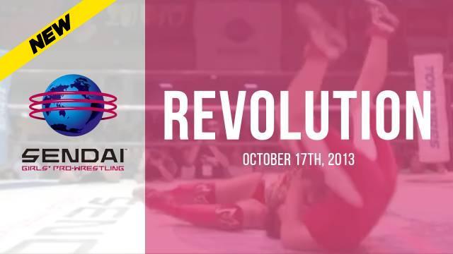 Sendai Girls - Revolution