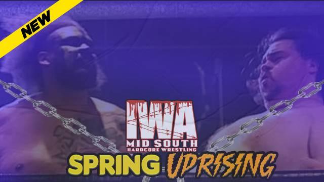 IWA Mid-South - Spring Uprising