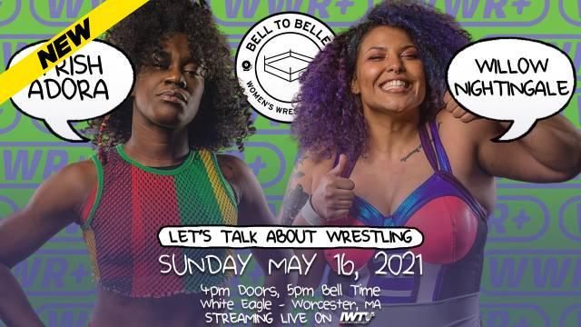 WWR+ - Let's Talk About Wrestling
