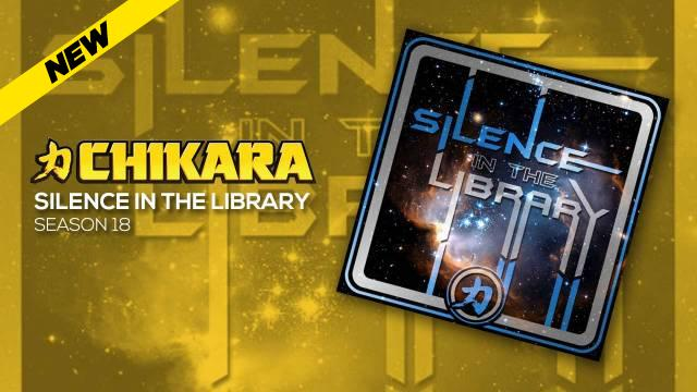 Silence in the Libary