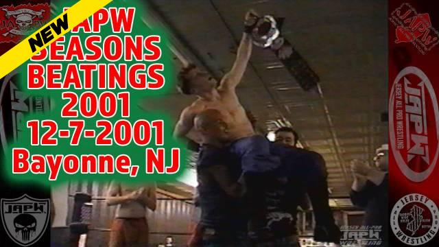 JAPW - Seasons Beatings 2001