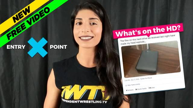 IWTV Entry Point #001 with Sam Leterna