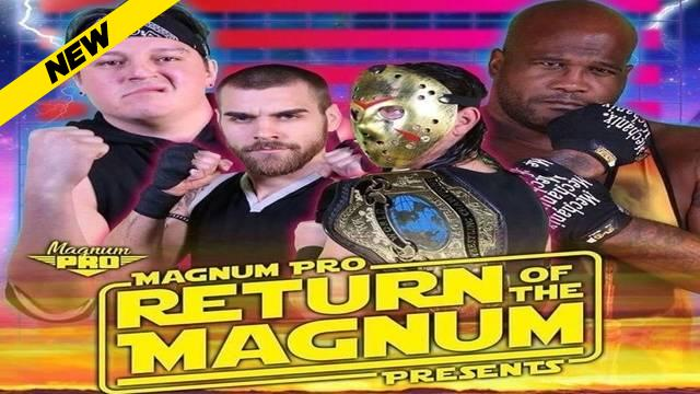 Magnum Pro - Return Of The Magnum