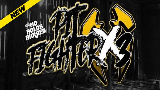 ICW Pitfighter X3