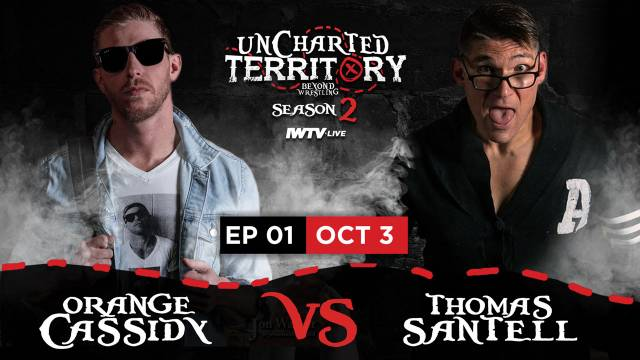 Uncharted Territory Season 2 Premiere - Live Replay