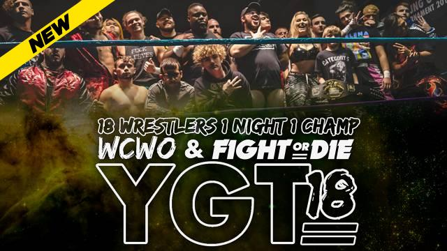 Fight Or Die - Young Guns Tournament 2018