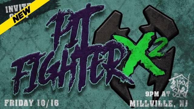 ICW Pitfighter X2
