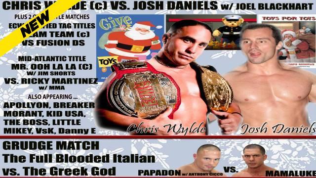 ECWA - December 1, 2012